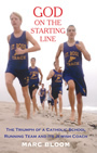 "Cover Image ""God on the Starting Line"" by Marc Bloom"