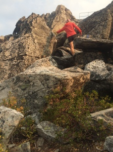 Wagner Butte Climb